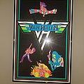 Van Halen - Other Collectable - Van Halen Black Light Poster 1981