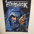 Warlock - Patch - Warlock back patch