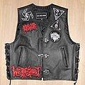 Intolitarian - Battle Jacket - Vest