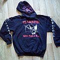"Blasphemy - ""Fallen Angel Of Doom"" Hoodie"