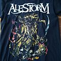 Alestorm We Are Here To Drink Your Beer Shirt
