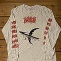 Blood Incantation - TShirt or Longsleeve - Blood Incantation - Interdimensional Extinction white longsleeve shirt
