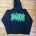 Blood Incantation - Green Logo Hoodie