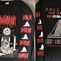 Blood Incantation - Interdimensional Passages Europe Tour 2017 TShirt or Longsleeve