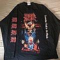 Morbid Angel - Formula's Fatal To The Flesh EU Tour 1998  TShirt or Longsleeve