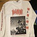 Blood Incantation - TShirt or Longsleeve - Blood Incantation - Hidden History white longsleeve shirt