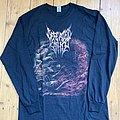 Defeated Sanity - TShirt or Longsleeve - Defeated Sanity - The Sanguinary Impetus Longsleeve Shirt