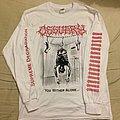 Ossuary - TShirt or Longsleeve - Ossuary - You Wither Alone Longsleeve Shirt