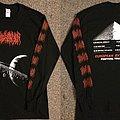 Blood Incantation - Interdimensional Extinction European Festival tour Longsleeve TShirt or Longsleeve