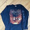 Deeds Of Flesh - TShirt or Longsleeve - Deeds of Flesh - Reduced to Ashes 2004 Tour Longsleeve Shirt