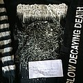 Bloodsoaked Necrovoid - Slow Decaying Death Longsleeve TShirt or Longsleeve
