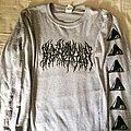 Blood Incantation - Bacteria Grey Logo Longsleeve Shirt