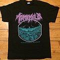 Tomb Mold - Brooding Night T-Shirt