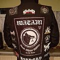 Watain - Battle Jacket - My Vest (Updatet)