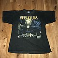Sepultura Donington Monsters Of Rock 1994 Shirt