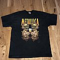 Metallica Summer 2000 Tour Shirt