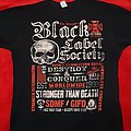 Black Label Society - TShirt or Longsleeve - Black Label Society - Destroy & Conquer TS