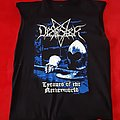 Desaster - Tyrants Of The Netherworld Tank Top