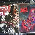 Death - Scream Bloody Gore / Individual Though Patterns LPs (Signed)