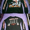 Cannibal Corpse - European tour '93 longsleeve shirt