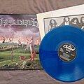 Megadeth - Tape / Vinyl / CD / Recording etc - Megadeth - Youthanasia (blue vinyl)