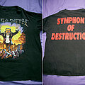 Megadeth - TShirt or Longsleeve - Megadeth Symphony of Destruction shirt
