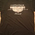 Cathedral - TShirt or Longsleeve - Cathedral 'Farewell' shirt