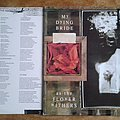 My Dying Bride - Tape / Vinyl / CD / Recording etc - My Dying Bride - As The Flower Withers LP w/ poster