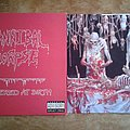 Cannibal Corpse - Tape / Vinyl / CD / Recording etc - Cannibal Corpse - Butchered at Birth LP