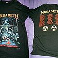 Megadeth - TShirt or Longsleeve - Megadeth Rust in Peace era US tour shirt