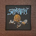 Suffocation - Effigy Of The Forgotten Woven Patch