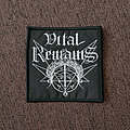 Vital Remains - Logo Patch