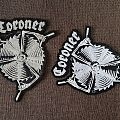 Coroner - No More Color / Blade Patch
