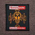 Queensryche - Patch - Queensrÿche - Operation: Mindcrime Patch