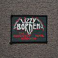 Lizzy Borden - The Murderess Metal Roadshow Patch