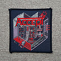 Accept - Patch - Accept - Metal Heart Patch