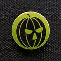 Helloween - Pin / Badge - Helloween - Jack O Button