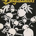 Degradation - Revelation In Blood MC Tape / Vinyl / CD / Recording etc