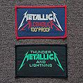 Metallica - Logo Patch