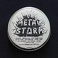 Metallica - Pin / Badge - V.A. - Metal Storm Button Set