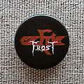 Celtic Frost - Pin / Badge - Celtic Frost - Logo Button