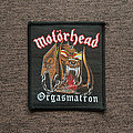 Motörhead - Orgasmatron Patch