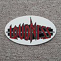 Loudness - Pin / Badge - Loudness - Logo Button