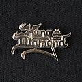 King Diamond - Pin / Badge - King Diamond - Logo Pin