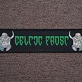 Celtic Frost - Patch - Celtic Frost - Logo Patch