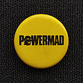Powermad - Pin / Badge - Powermad - Logo Button
