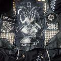 Gorgoroth - Battle Jacket - Vest