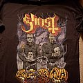 Ghost Milwaukee Halloween Show Shirt