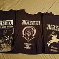 Watain Trident Wolf Eclipse shirt lot