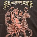 Destroyer 666 Bootleg Shirt